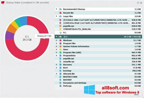 Snimak zaslona BullGuard Internet Security Windows 8