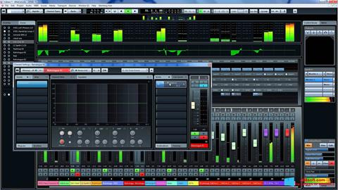 Snimak zaslona Cubase Windows 8