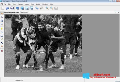Snimak zaslona EasyCapture Windows 8