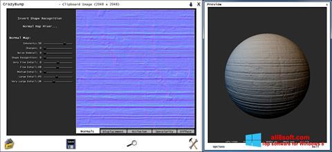 Snimak zaslona CrazyBump Windows 8