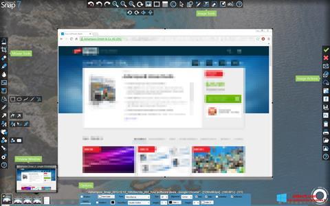 Snimak zaslona Ashampoo Snap Windows 8