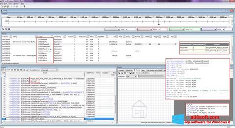 Snimak zaslona Direct3D Windows 8